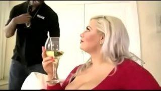Bbw threesome fuck