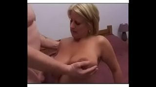 horny bbw robyn enjoying her time with huge cock in her tight pussy