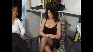 horny brunette bbw sara havign hardcore fuck with a bbc