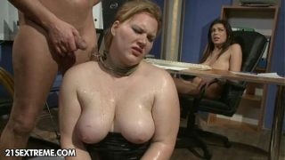 Office of Humiliation,hard sex in the office
